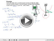 Play Dynamics Kinematics of Rigid Bodies Video