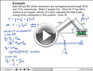 Play Dynamics Plane Motion of Rigid Bodies: Energy and Momentum Methods Video
